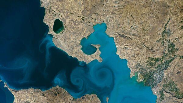 Van Gölü - Sputnik Türkiye