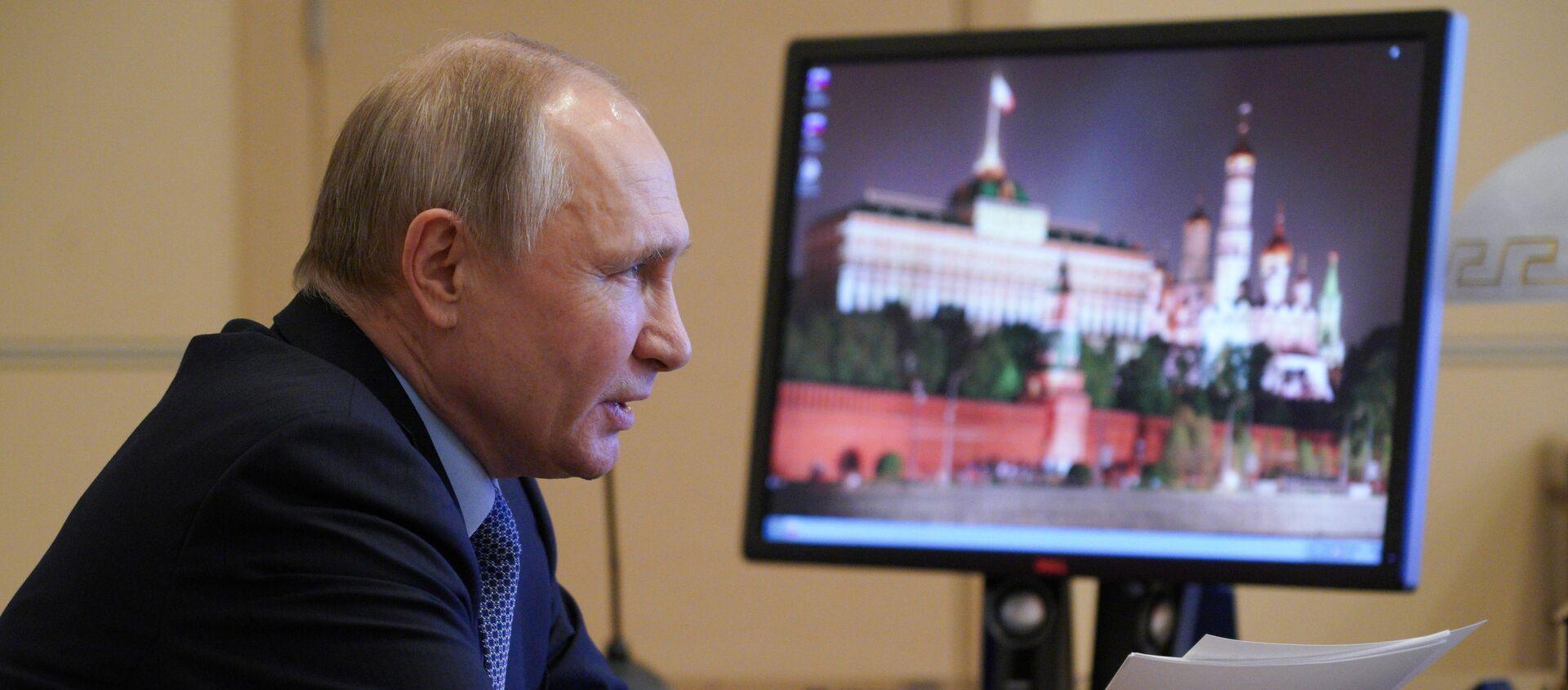 Vladimir Putin - Sputnik Türkiye, 1920, 30.03.2021