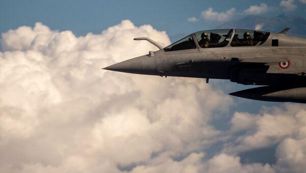 Fransız savaş uçağı - Rafale - Sputnik Türkiye