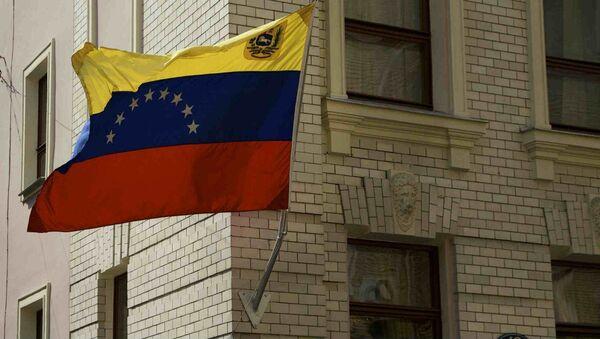 Venezüella'nın Rusya Büyükelçiliği - Sputnik Türkiye
