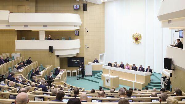 Rusya Federasyon Konseyi'nden, mevcut devlet başkanının iki dönem daha aday olmasının önünü açan tasarıya onay - Sputnik Türkiye