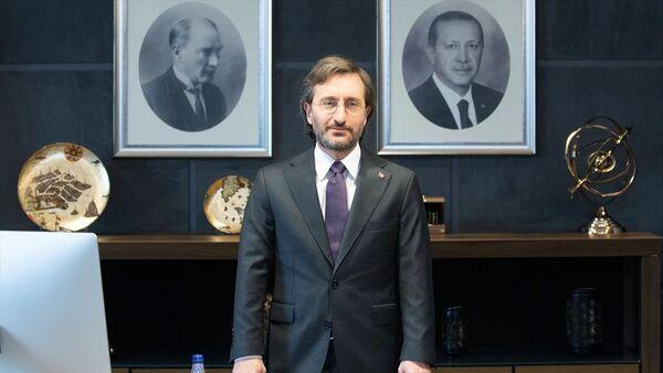 Fahrettin Altun - Sputnik Türkiye