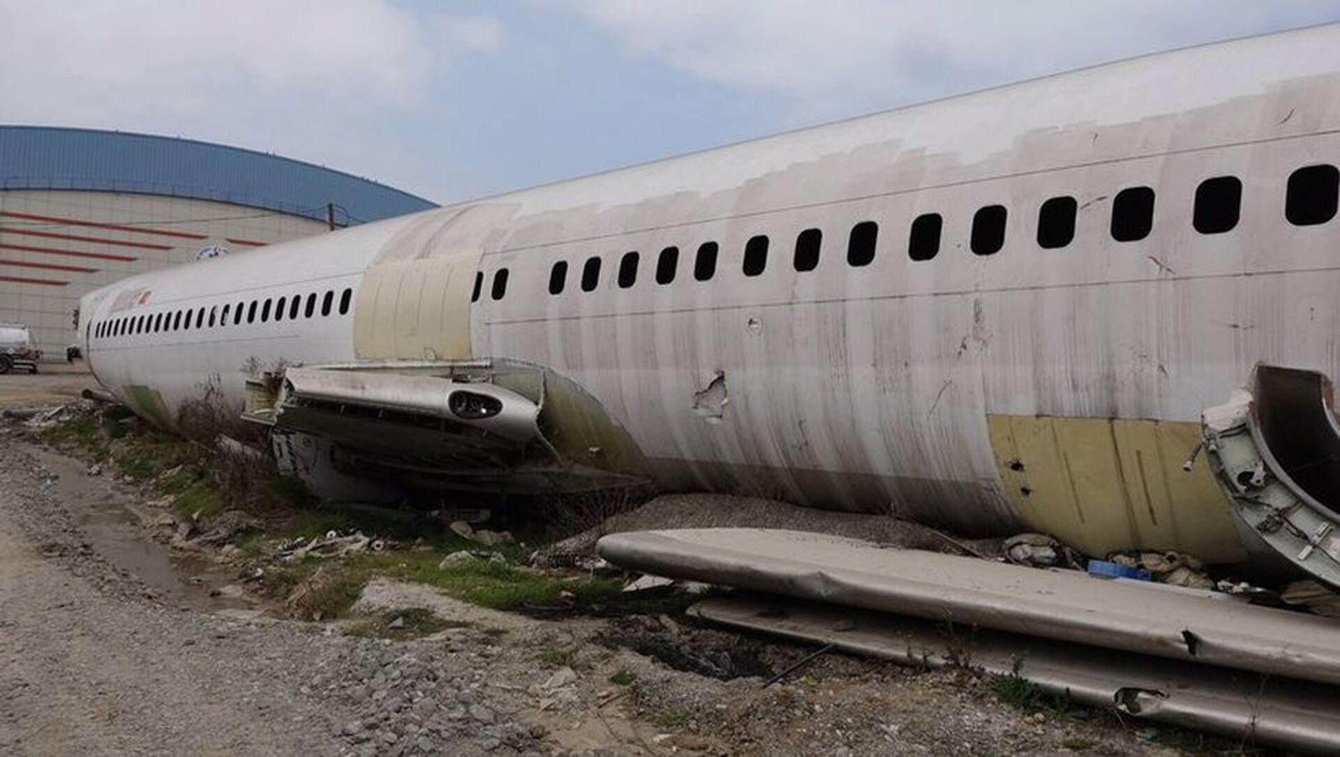 Trabzon'da pistten çıkan uçağın akıbeti belli oldu: Pide imalatı yapılacak - Sputnik Türkiye, 1920, 31.03.2021