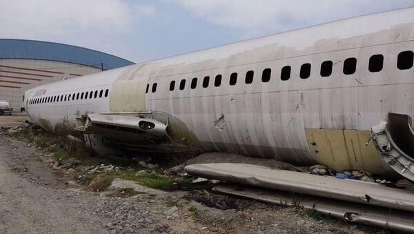 Trabzon'da pistten çıkan uçağın akıbeti belli oldu: Pide imalatı yapılacak - Sputnik Türkiye