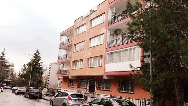 Gelibolu Apartmanı  - Sputnik Türkiye