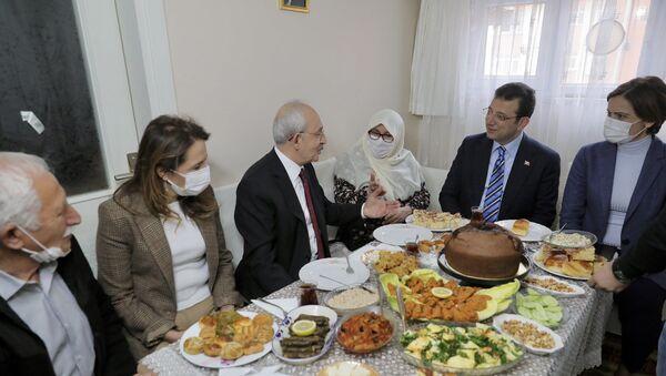 Mahruze Keleş, Kılıçdaroğlu, İmamoğlu - Sputnik Türkiye