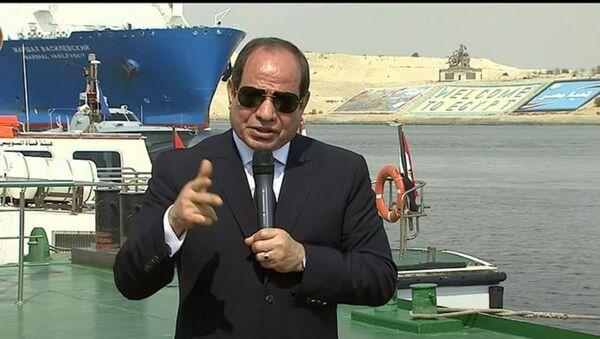 Abdulfettah el Sisi - Sputnik Türkiye