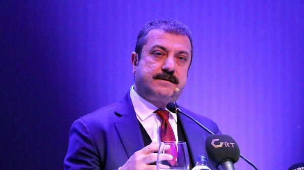 Şahap Kavcıoğlu - Sputnik Türkiye