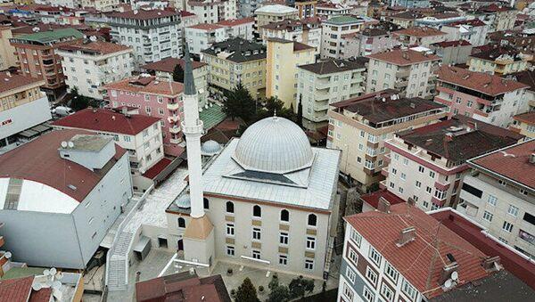 İstanbul Anadolu yakası, cami - Sputnik Türkiye