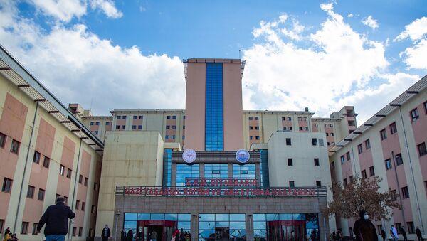 Diyarbakır - hastane - Sputnik Türkiye