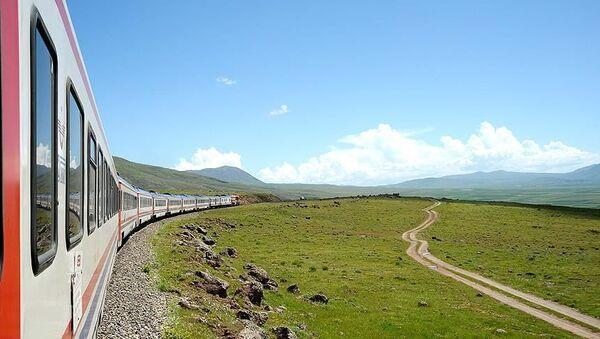 tren vagon - Sputnik Türkiye