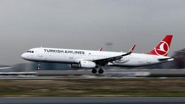 THY uçağı - Sputnik Türkiye