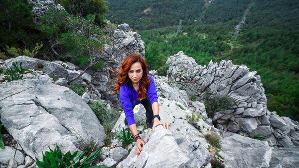Doktorunun 'bu hastalık erken öldürür' sözü hayatını değiştirdi - Sputnik Türkiye