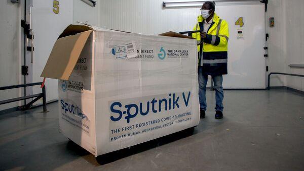 Sputnik V Libya - Sputnik Türkiye
