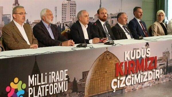 Milli İrade Platformu - Sputnik Türkiye