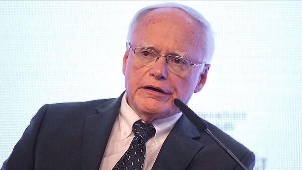 ABD'nin eski Suriye Özel Temsilcisi ve eski Ankara Büyükelçisi James Jeffrey - Sputnik Türkiye