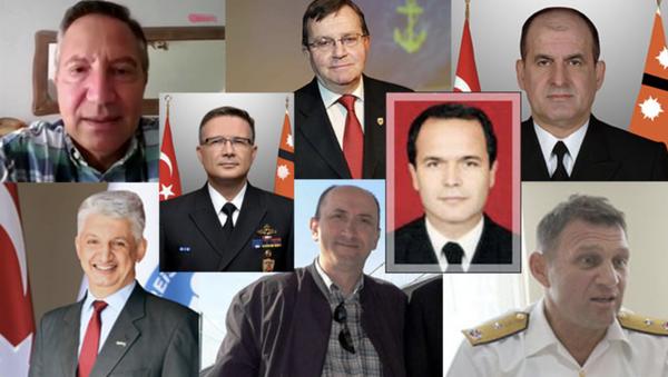 Emekli amiraller - Sputnik Türkiye