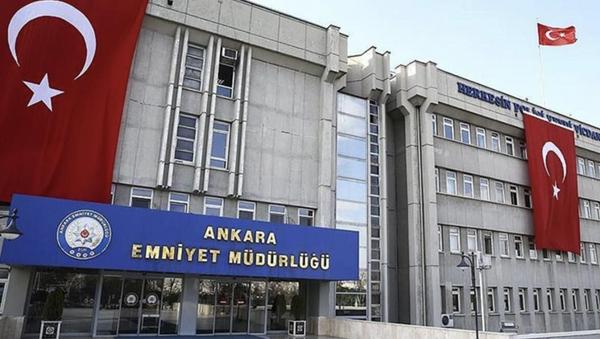 Ankara Emniyet Müdürlüğü - Sputnik Türkiye