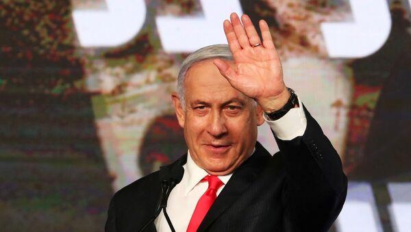 Benyamin Netanyahu - Sputnik Türkiye