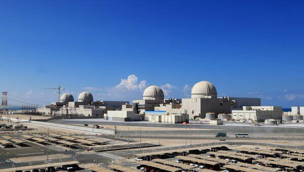 Barakah nükleer enerji santrali - BAE - Sputnik Türkiye