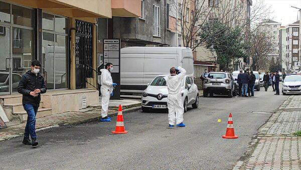 Kartal'da bir avukatlık bürosundaki silahlı kavga - Sputnik Türkiye