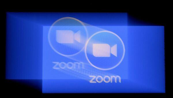 Zoom - uygulama - logo - Sputnik Türkiye