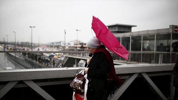 İstanbul / yağmur / fırtına - Sputnik Türkiye