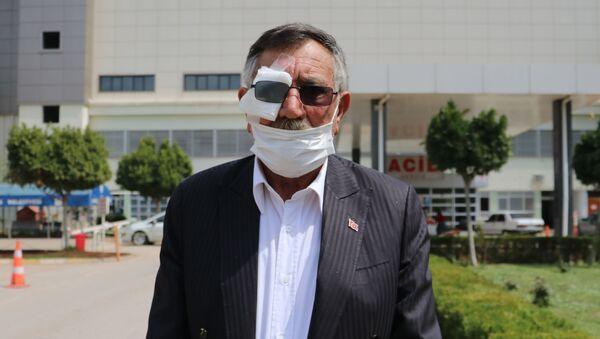 Eski muhtar Mustafa Hayatoğlu, Adana  - Sputnik Türkiye