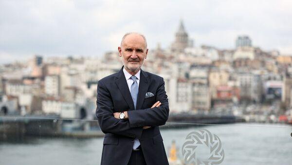 İstanbul Ticaret Odası Başkanı Şekib Avdagiç - Sputnik Türkiye
