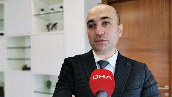 Doç. Dr. Ümit Savaşçı - Sputnik Türkiye
