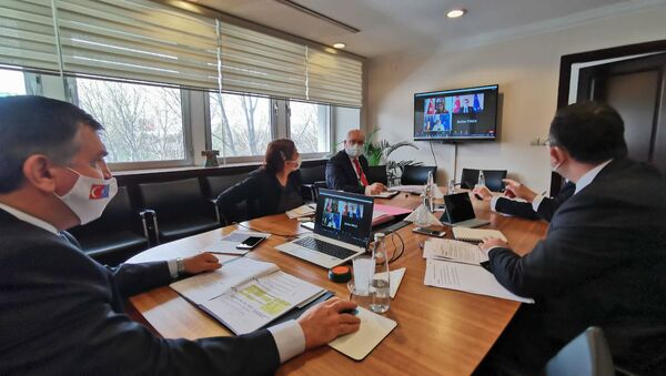 Türkiye ile Romanya arasında siyasi istişare toplantısı gerçekleşti - Sputnik Türkiye