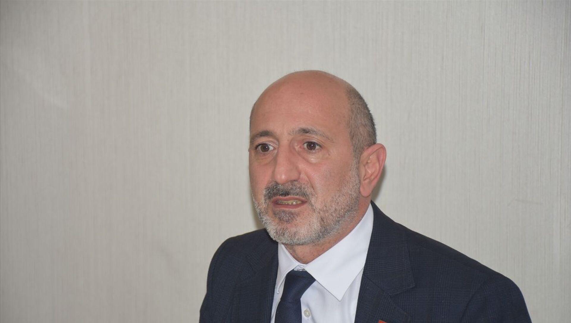 CHP Genel Başkan Yardımcısı ve Kahramanmaraş Milletvekili Ali Öztunç - Sputnik Türkiye, 1920, 02.08.2021