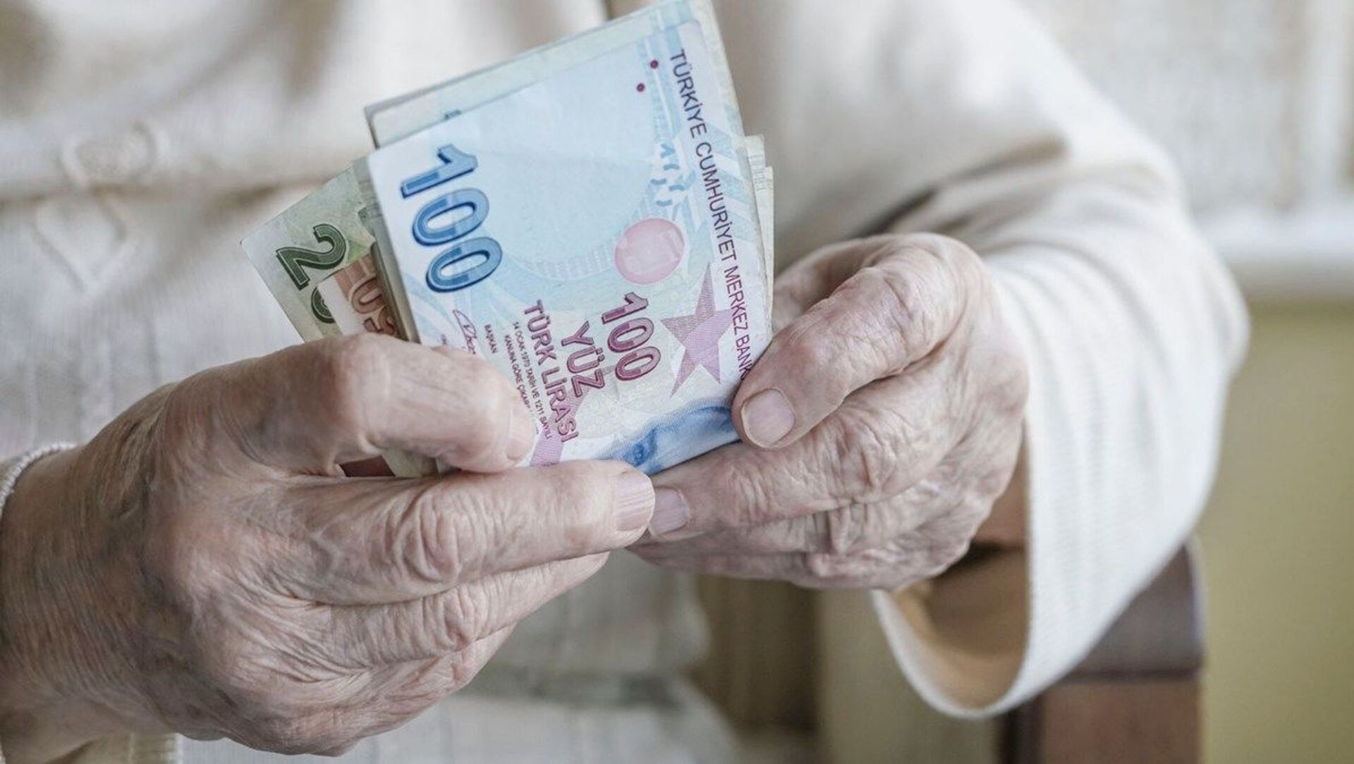 Emekli maaş bayram ikramiyesi - Sputnik Türkiye, 1920, 24.04.2021