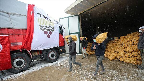 patatesler - TMO - Sputnik Türkiye
