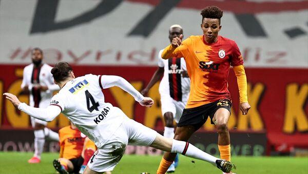 Galatasaray - Fatih Karagümrük - Sputnik Türkiye