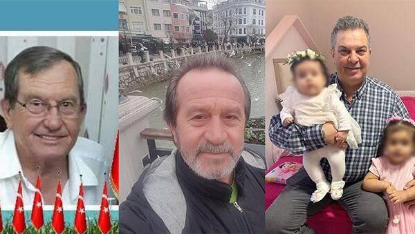 3 kardeş 15 gün içinde koronavirüsten hayatını kaybetti - Sputnik Türkiye