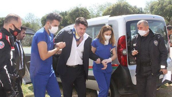 Avukat Uğurcan Arslan - Sputnik Türkiye