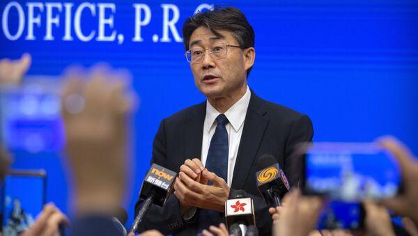 Çinli yetkiliden aşı itirafı: Etkisi düşük, karıştırmayı düşünüyoruz - Sputnik Türkiye