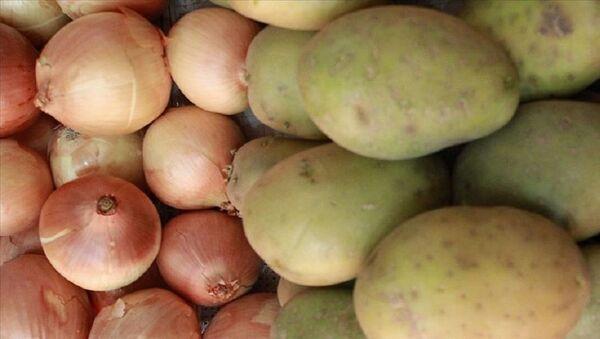 Patates-Soğan - Sputnik Türkiye