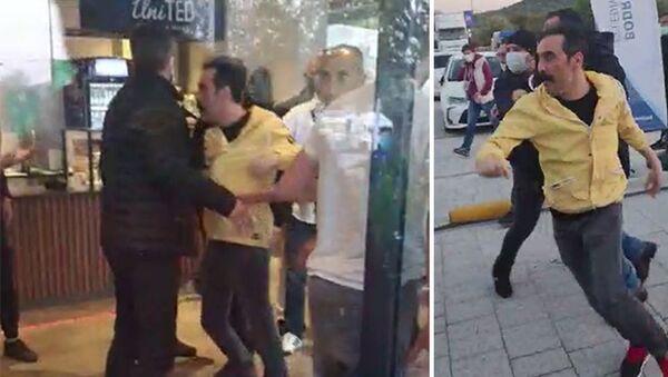 Oyuncu Mustafa Üstündağ karıştığı kavga sonucu gözaltına alındı - Sputnik Türkiye
