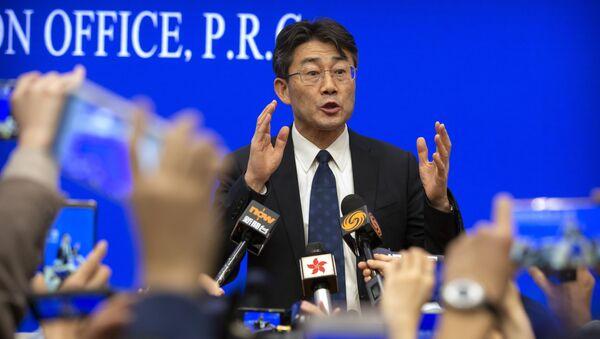 Çin aşılarının etkisinin düşük olduğunu söyleyen Çinli yetkili: Yanlış anlaşıldım - Sputnik Türkiye
