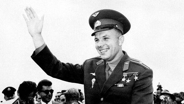 Rus kozmonot Yuri Gagarin - Sputnik Türkiye