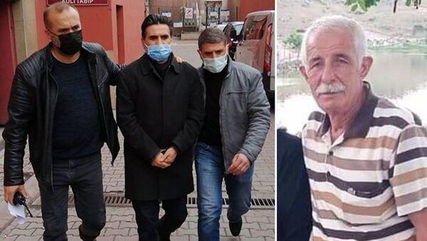 Komşusunu öldüren öğretmen: Ayağına ateş ettim, kafasına gelmiş - Sputnik Türkiye
