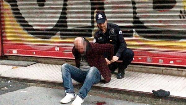 Çocuk tacizcisine bir yıl sonra 24 yıl hapis cezası verildi - Sputnik Türkiye