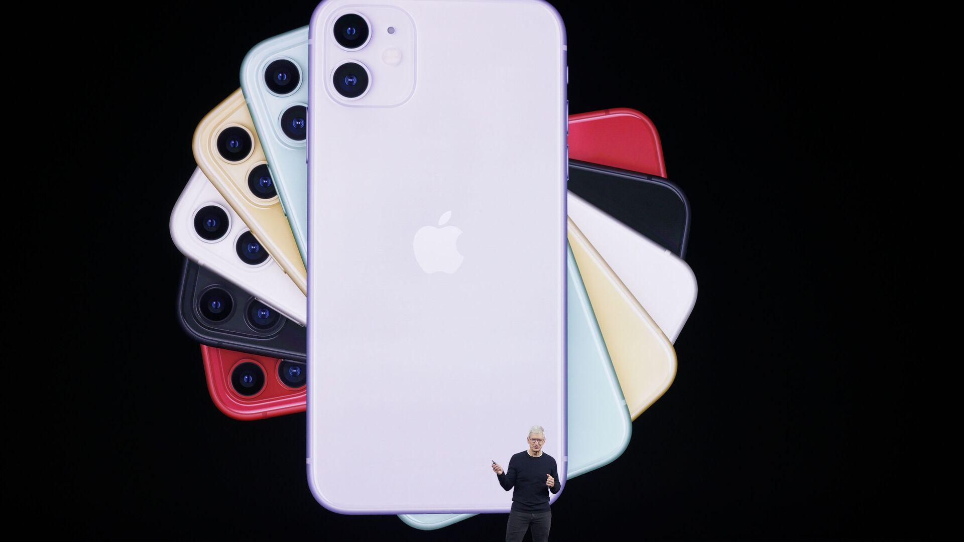 Apple- iPhone - Sputnik Türkiye, 1920, 28.07.2021
