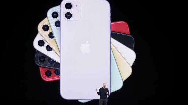 Apple- iPhone - Sputnik Türkiye