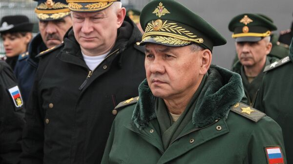 Sergey Şoygu - Sputnik Türkiye