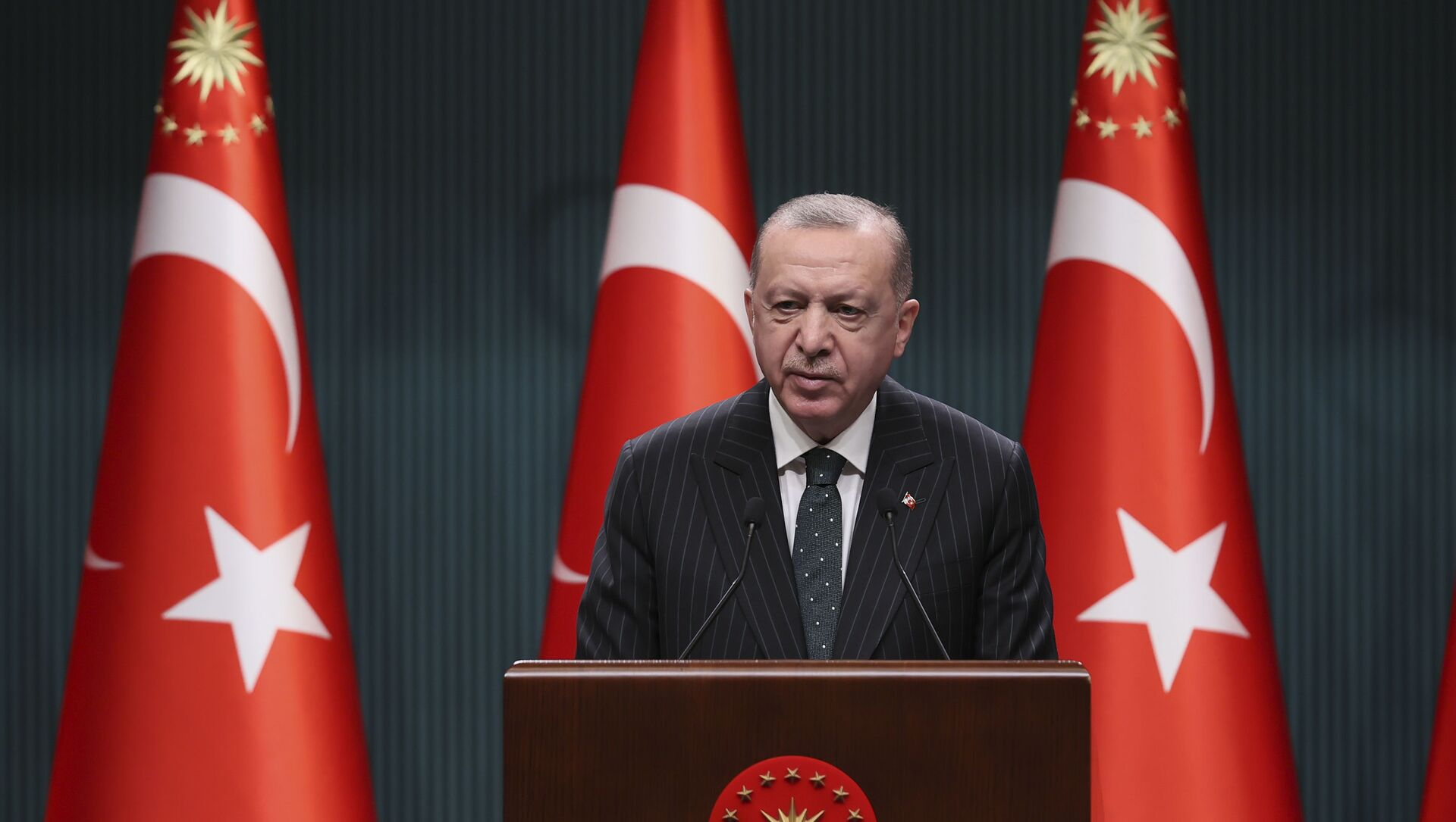 Recep Tayyip Erdoğan - Sputnik Türkiye, 1920, 12.05.2021