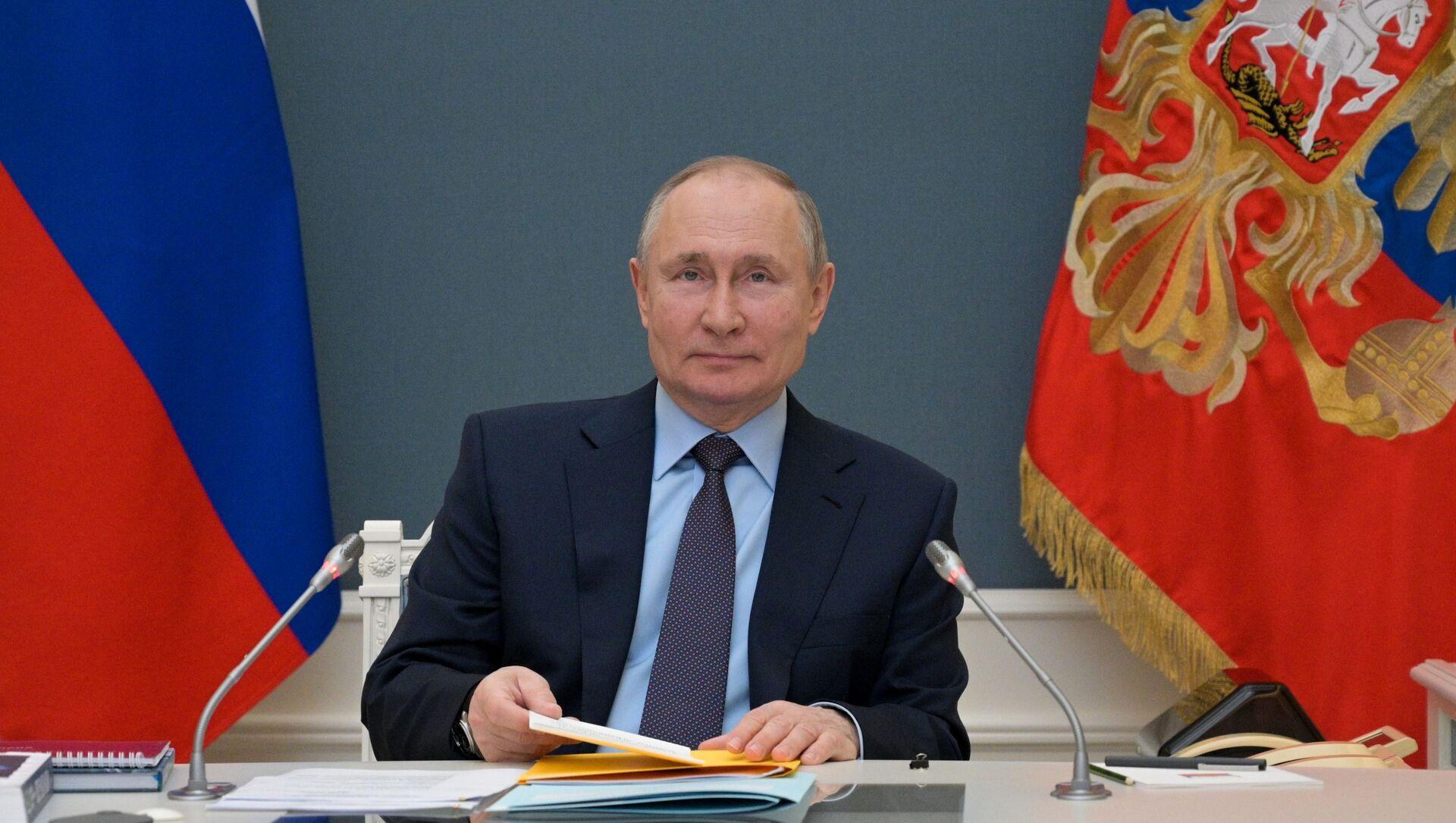Vladimir Putin - Sputnik Türkiye, 1920, 03.06.2021