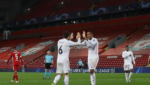 Real Madrid - Liverpool - Sputnik Türkiye